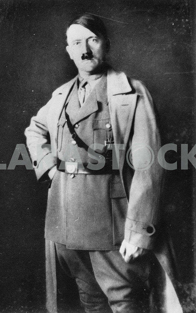 adolph hitler portrait of a monster essay (pictured) portrait of corporal adolf hitler (r) with two other soldiers and a dog during his stay in a military hospital in 1914 in pasewalk, germany.
