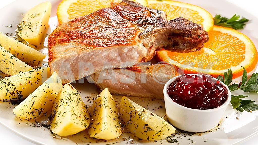 Диетические блюда из мяса курицы