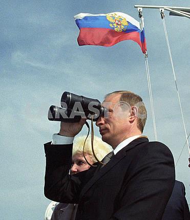 Putin in Sevastopol