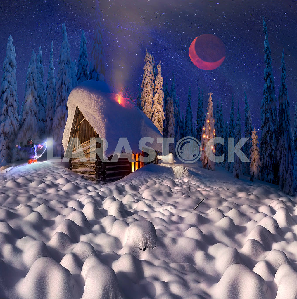 Christmas in the Carpathians  — Image 11765