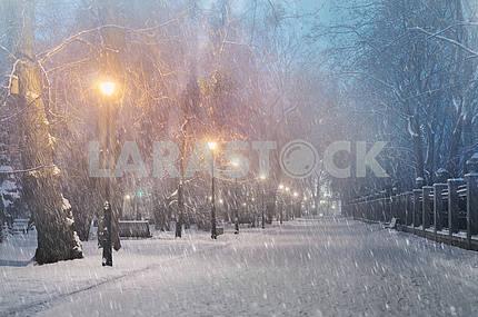 Тяжелая Погода в Киеве