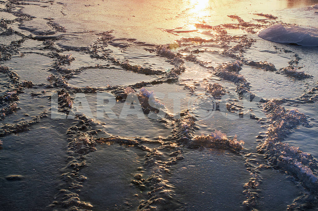 Ice on the Dnieper — Image 11843