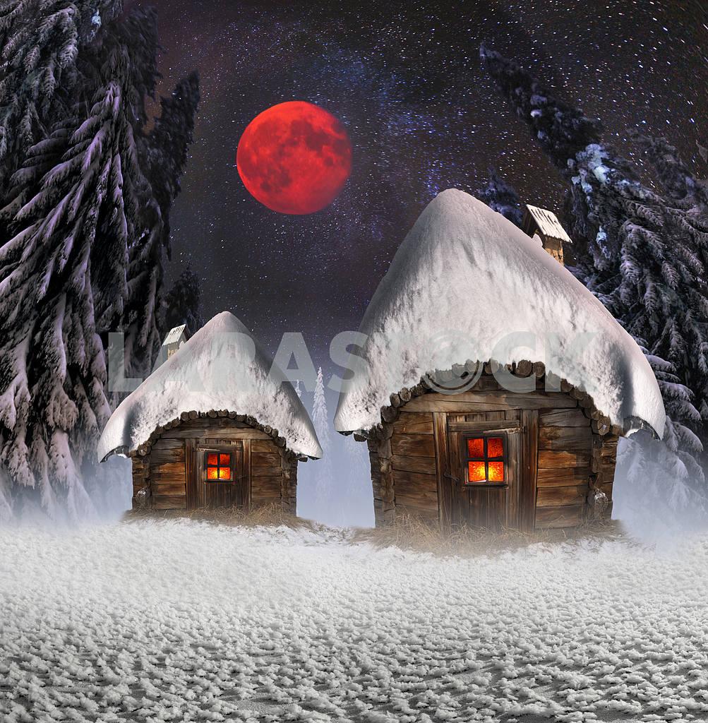 Polar fairy houses — Image 12019