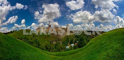 Ancient fortress in Ukraine
