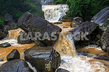 Waterfall Ramboda