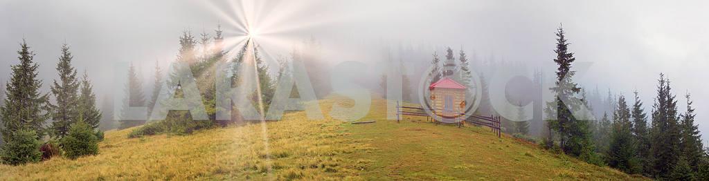 Сияние туманные леса — Изображение 12142