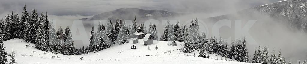 Lonely monastery — Image 12453