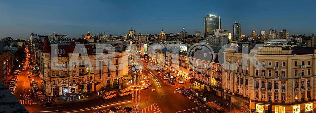 Kiev, L'va Tolstoho sq.