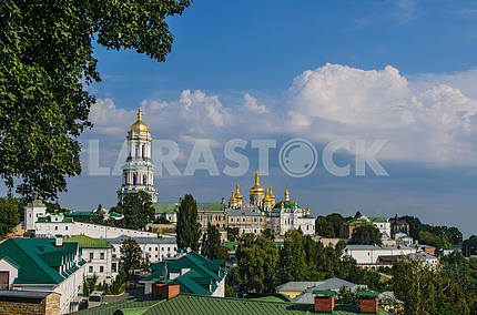 Main tower of the Kiev-Pechersk Lavra