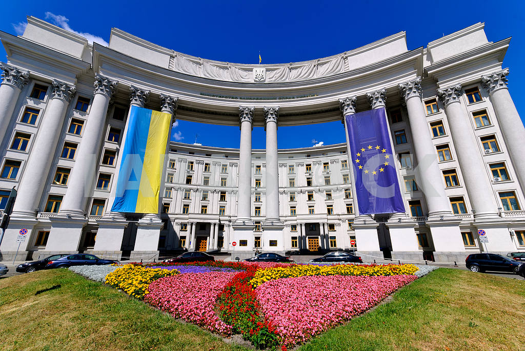 Building of the Ministry for Foreign Affairs of Ukraine — Image 1322