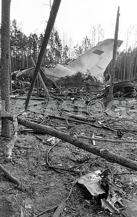 AN 124-100 Ruslan crash near Kiev