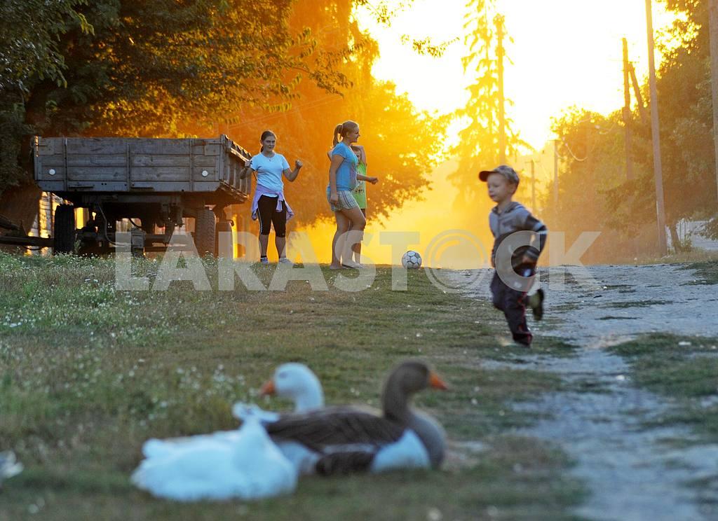 Evening in Loknistom — Image 13319