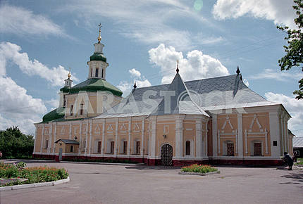 Vvedenskaya church in Chernigov