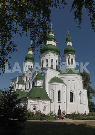 CITY CHERNIGOV, TRINITY CATHEDRAL