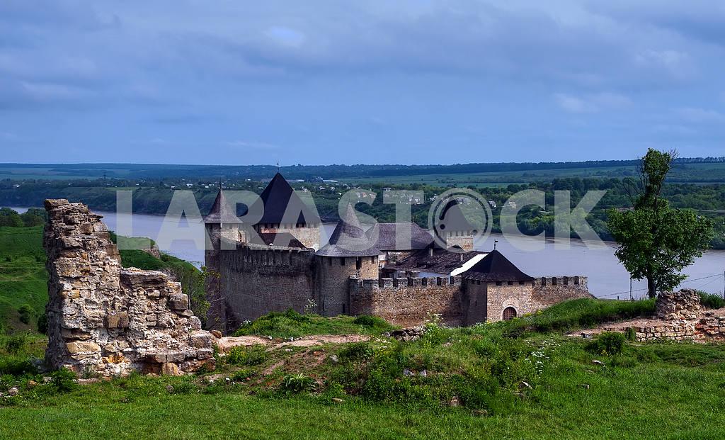 Khotyn fortess — Image 13463
