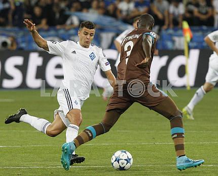 FC Porto vc Dynamo Kyiv,UEFA Champions League