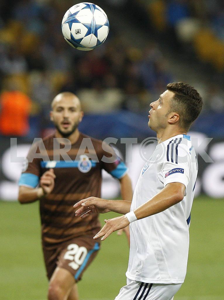 FC Porto vc Dynamo Kyiv,UEFA Champions League — Image 13499