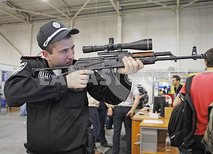 Arms and Security Exhibition 2015
