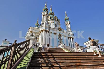 Андреевская церковь,Киев