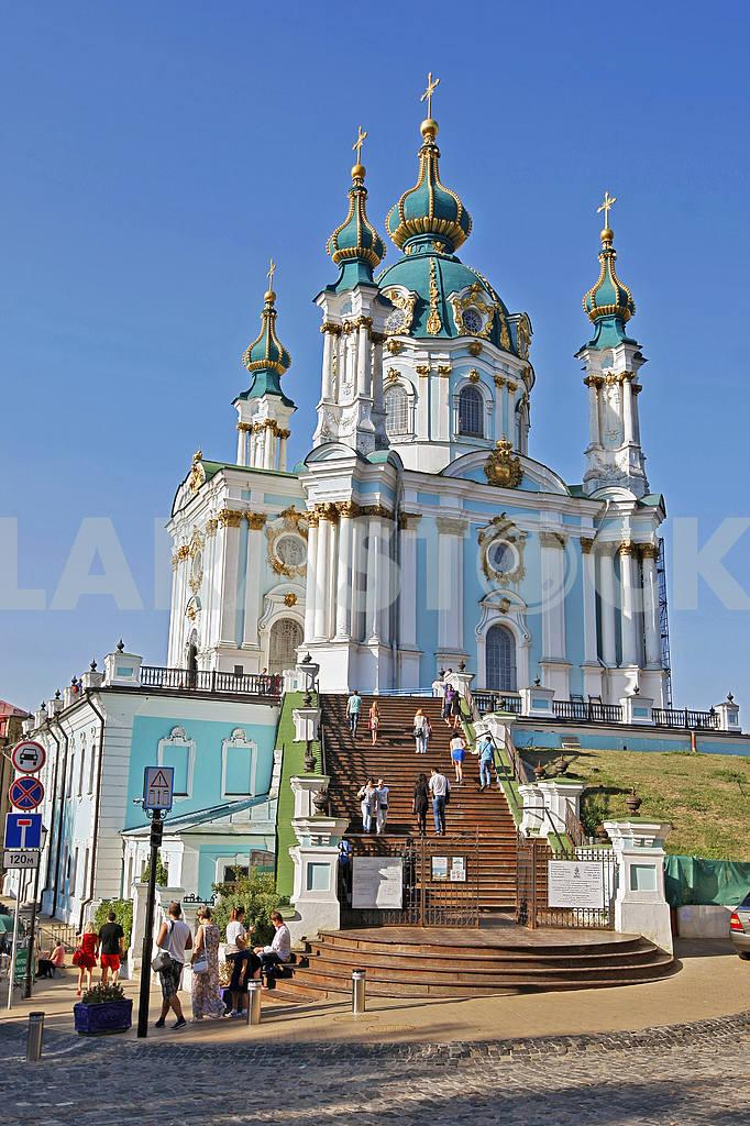 Андреевская церковь,Киев — Изображение 13769