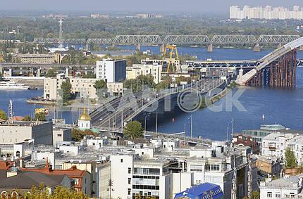 Gavan Bridge,Kiev