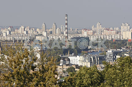 Kiev views,Obolon,Kiev
