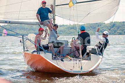 XII Sailing Regatta, autumn 2015