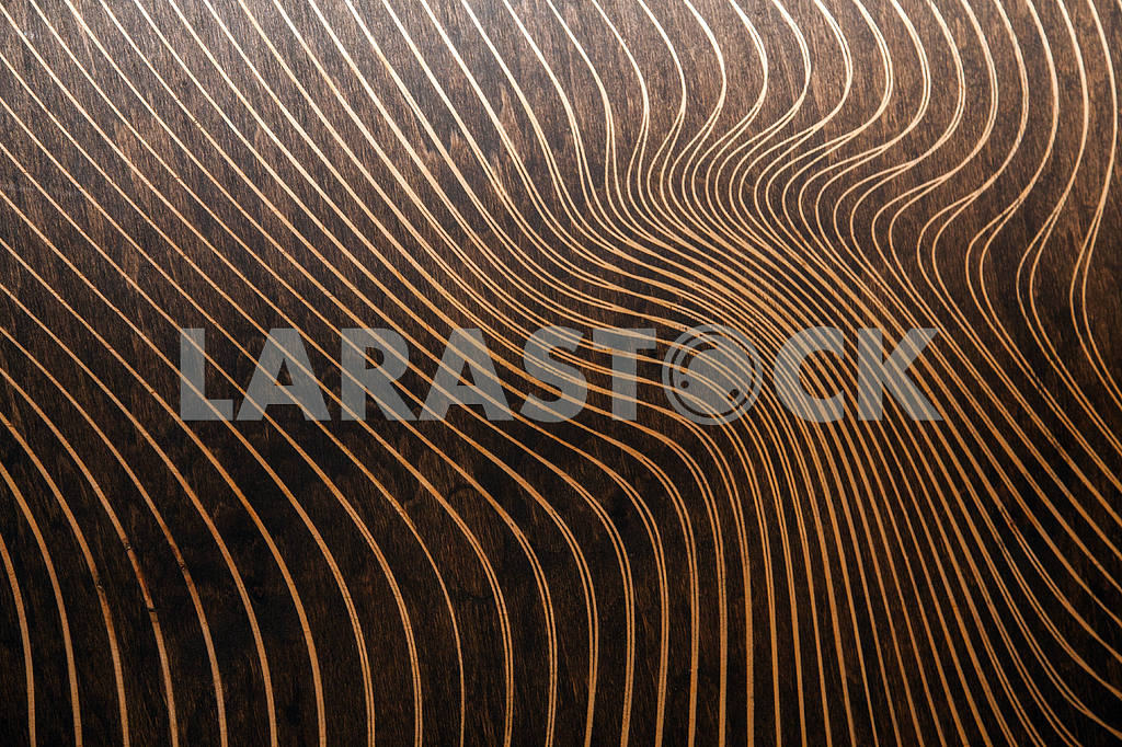 Wood texture with lasered pattern — Image 13864
