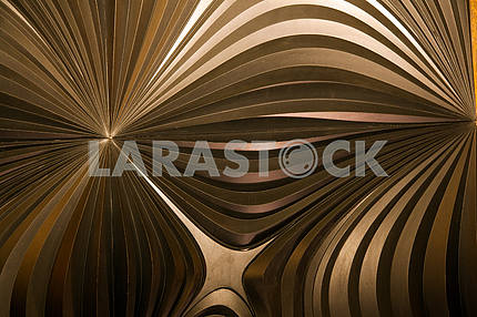 Metal modern 3d Structure background