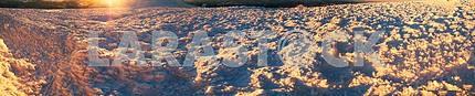 Шаблоны снег
