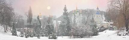 Монастыри Ботанический сад