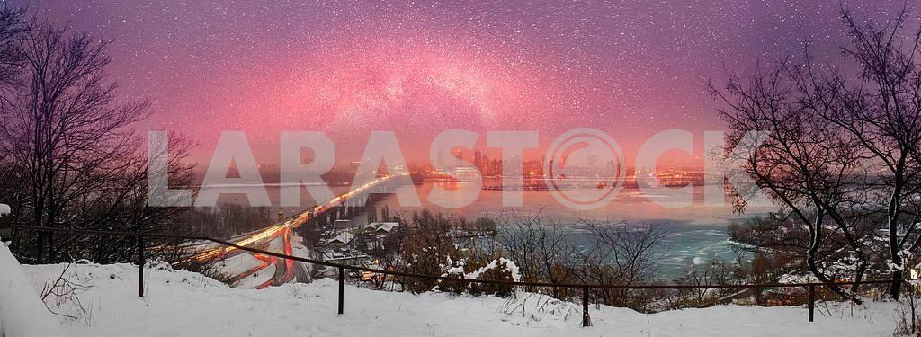 Night Bridge Paton — Image 14323