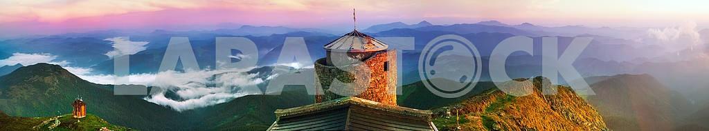 Древний каменный обсерватории Поп Иван — Изображение 14401