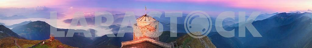 Древний каменный обсерватории Поп Иван — Изображение 14409