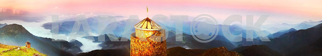 Древний каменный обсерватории Поп Иван — Изображение 14410