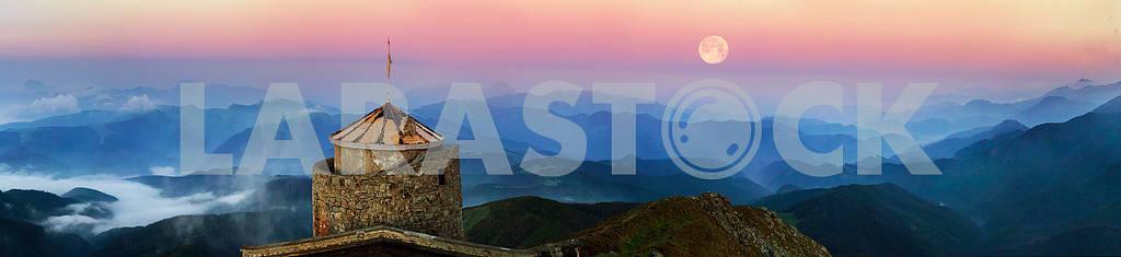 Древний каменный обсерватории Поп Иван — Изображение 14411