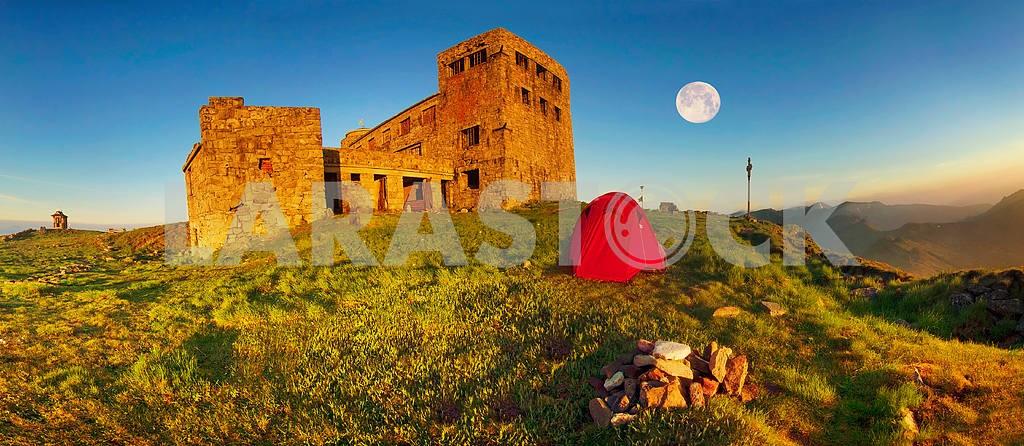 Древний каменный обсерватории Поп Иван — Изображение 14422