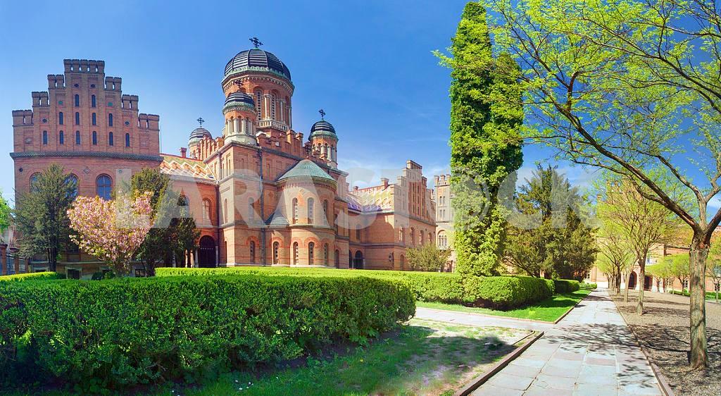 Черновицкий национальный университет — Изображение 14708