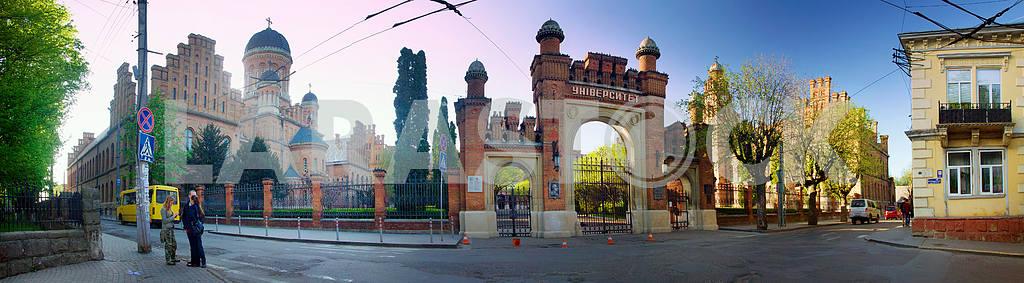 Черновицкий национальный университет