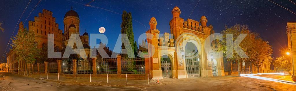 Черновицкий национальный университет — Изображение 14724