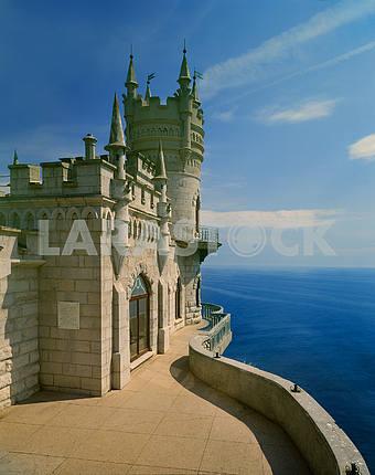 Swallow's Nest Lastіvchine gnіzdo