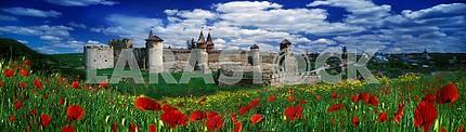 Крепость в Каменец -Подольском