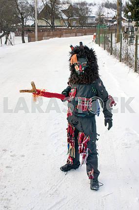 Народные традиции на Рождество