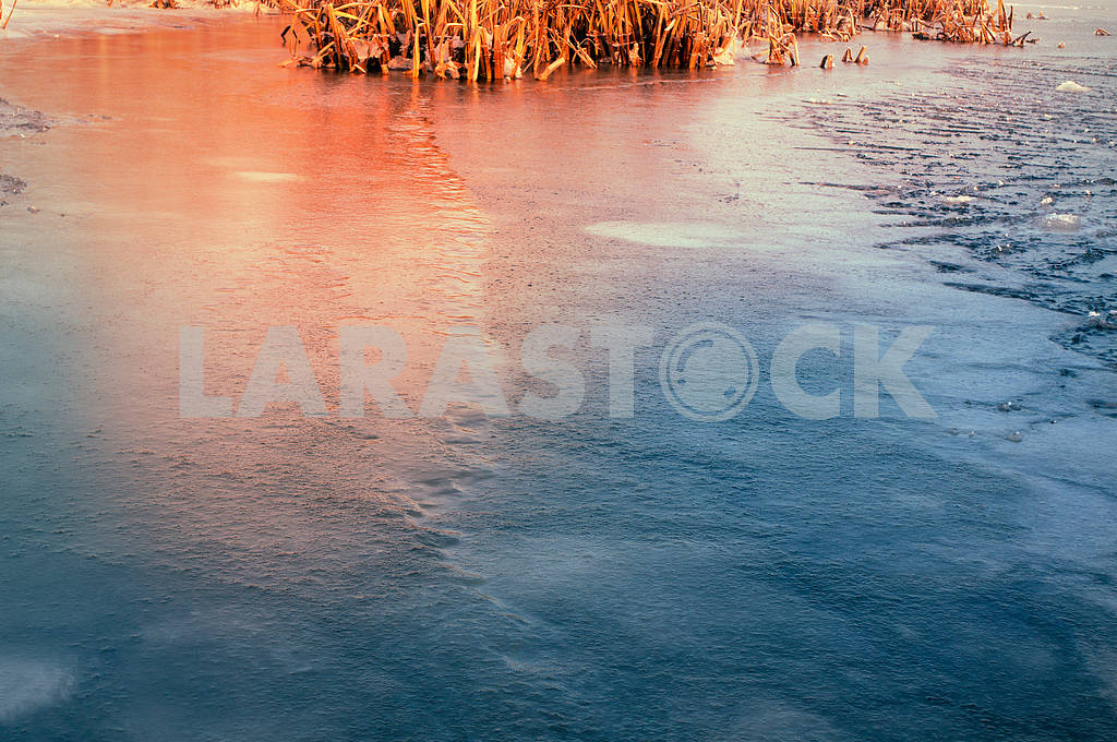 Ice on the Dnieper — Image 14963