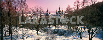 Vydubichevsky monastery