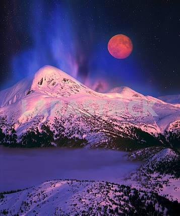 Луна и Говерла