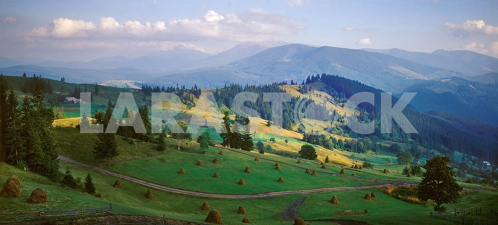 Autumn came to the Carpathian Mountains — Image 15665