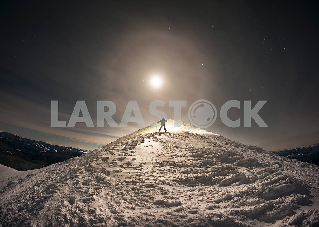 Fantastic full moon — Image 15698