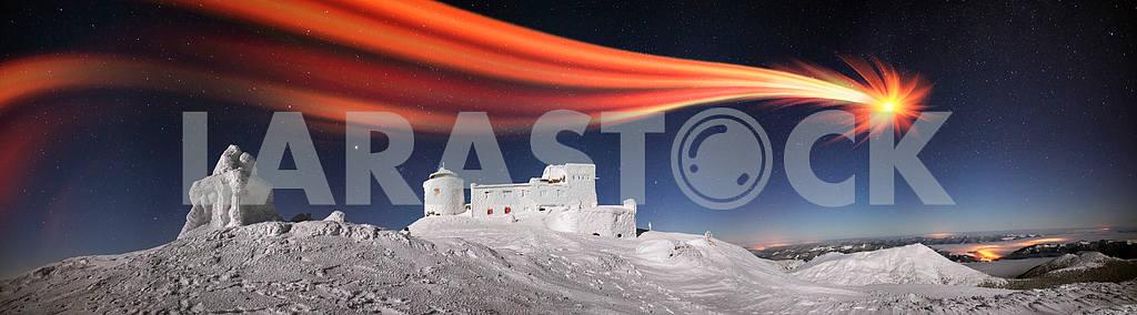 Carpathians ancient observatory