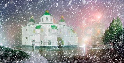 Winter Sofia